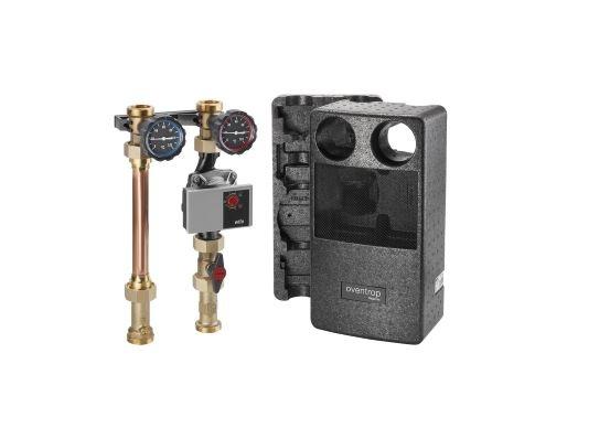 """""""Regumat S-180"""" DN 25 - cu robinet sferic pentru pompa - circuit cu temperatura constanta"""