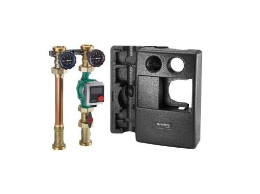 """""""Regumat S-180"""" DN 32 - cu robinet sferic pentru pompa - circuit cu temperatura constanta"""