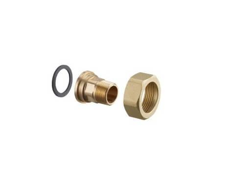 Mufa (bronz) cu FE conform EN 10226-1 R 1¼ x F 1½ (PO) - 4201475