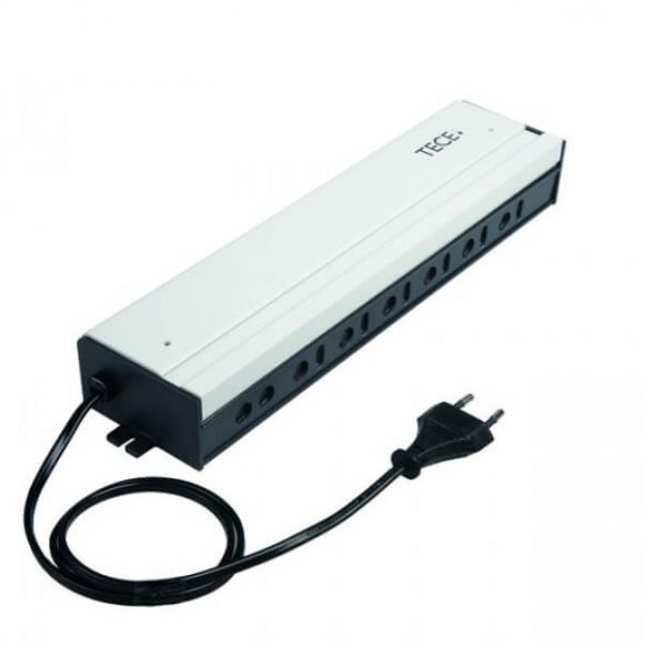 Unitate de comanda radio TECEFloor SLQ pentru termostate wireless, 24V, inclusiv transformator