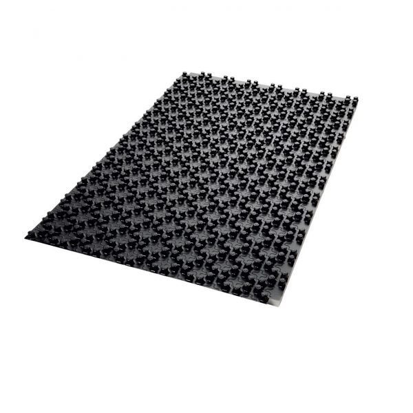 Placa cu nuturi TECEfloor SLQ 20 cu izolatie polistiren 20 mm