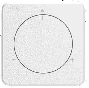 Senzor de temperatura interioara TECEFloor WLTA3 Standard cu comunicatie Modbus