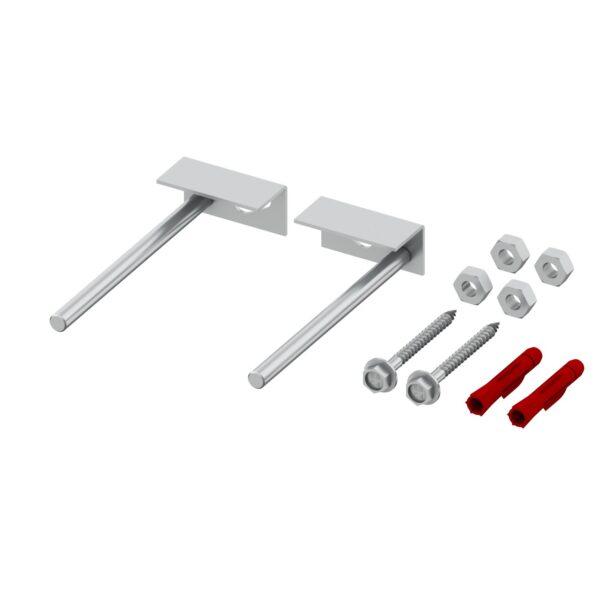 Sistem de fixare cu talpa pentru cadre TECE - 9380300