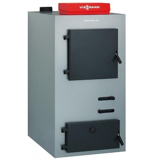 Cazan Vitoligno 100- S de 30 Kw - VL1A025