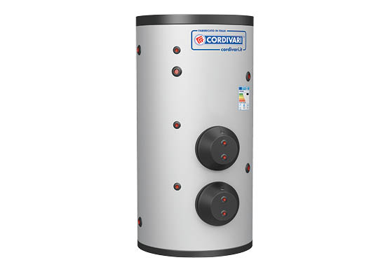 Boiler de 1500 litri cu schimbator de caldura extractabil - 3082162360106