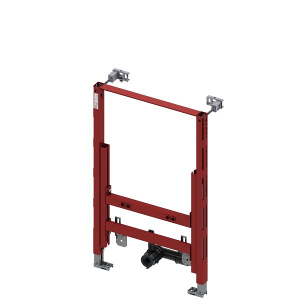 Cadru metalic pentru bideu montat suspendat, H 820 mm - 9330005